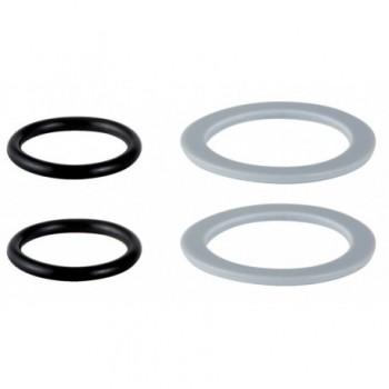 Mepla Kit Rondelle e O-Ring per Raccordo, Grigio 602.910.00.5 - Accessori