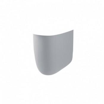ESEDRA semicolonna per lavabo bianco europa T402701 - Lavabi e colonne