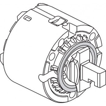 CLICK cartuccia EKO (954700) neutro A960500NU - Ricambi