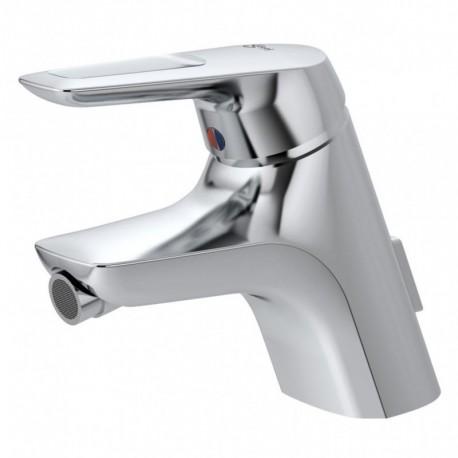 CERAMIX BLU Miscelatore rubinetto monocomando bidet tubi rigidi cromato A5657AA - Per bidet