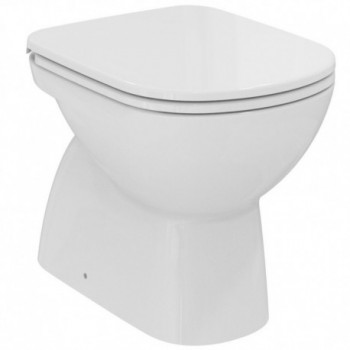 GEMMA 2 wc scarico S UNI senza sedile 48,5x36 bianco europa J522101 - Vasi WC