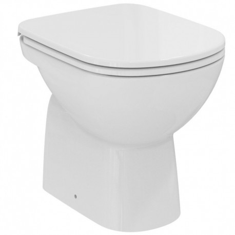 GEMMA 2 wc scarico S senza sedile 48,5x36 bianco europa J522201 - Vasi WC