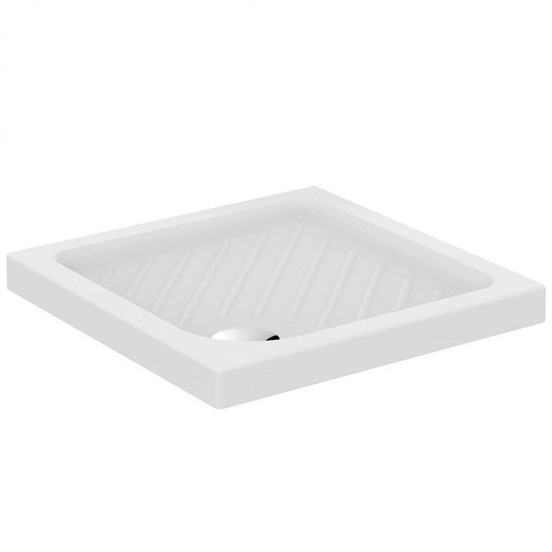 GEMMA 2 piatto doccia 70x70x7cm bianco europa J526001 - Piatti doccia