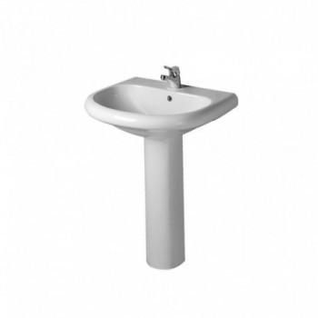 TESI CLASSIC colonna per lavabo bianco europa T001201 - Lavabi e colonne
