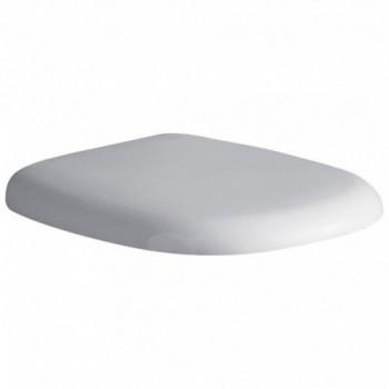 TESI CLASSIC sedile termoindurente per wc avvolgente bianco europa T663001 - Sedili per WC