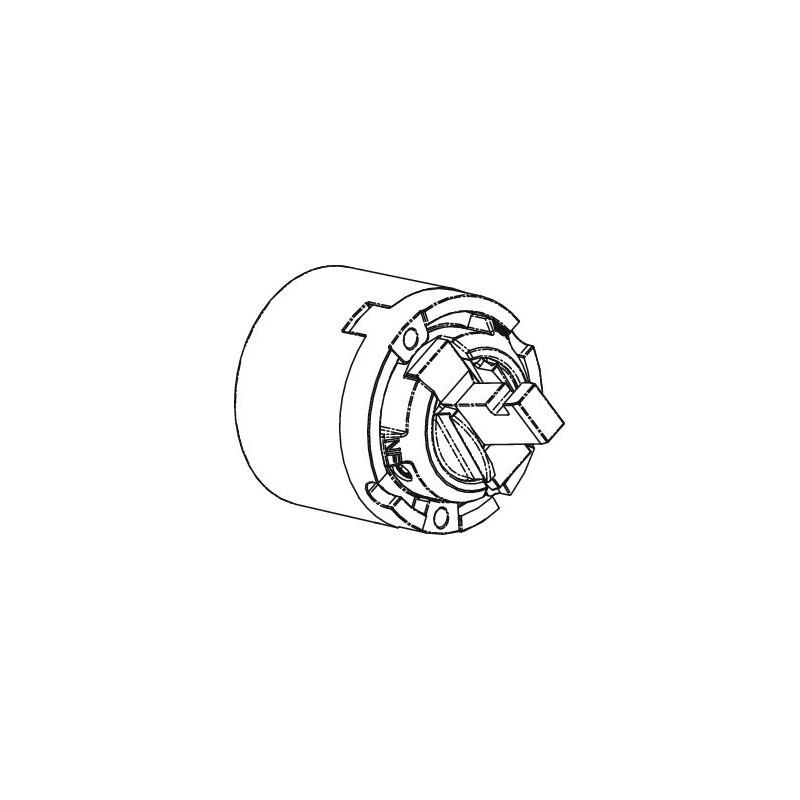 Cartuccia Base NEW da 40 mm per miscelatori Ideal Standard B964932NU - Accessori