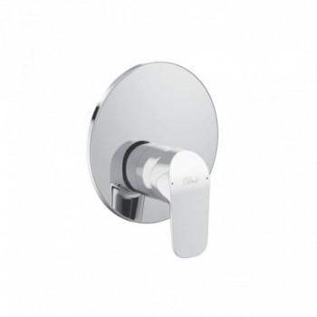 Base Miscelatore rubinetto monocomando per incasso doccia, senza set doccia A6726AA - Gruppi per docce