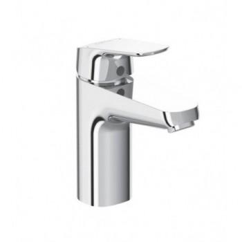 Base Miscelatore rubinetto monocomando lavabo cromato B5112AA - Per lavabi