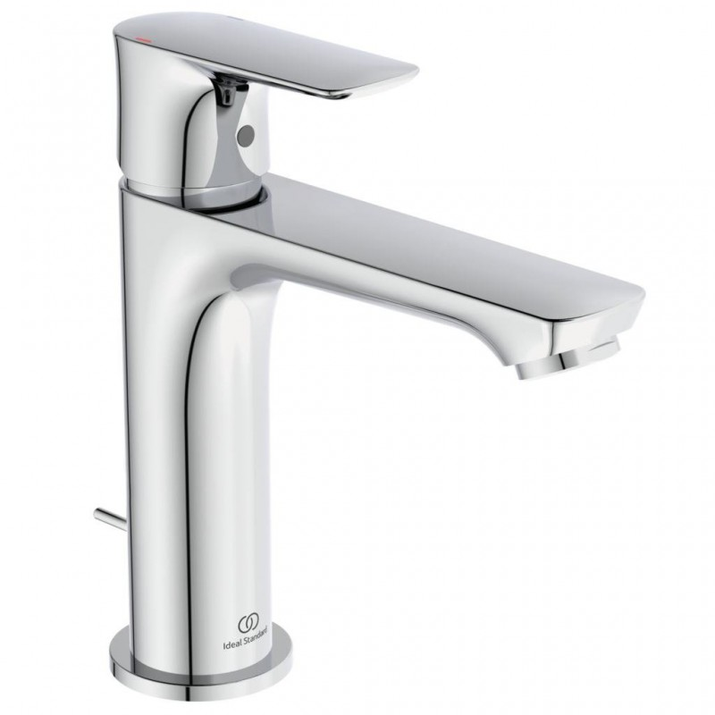 CONNECT AIR Miscelatore rubinetto monocomando lavabo grande 5L/M C/PIL A7012AA - Per lavabi