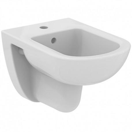 Ceramica Dolomite GEMMA 2 bidet sospeso monoforo, bianco J003101 - Bidet