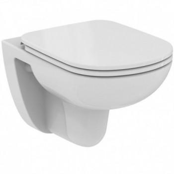 Ceramica Dolomite GEMMA 2 vaso sospeso con scarico a parete, bianco J003001 J003001 - Vasi WC
