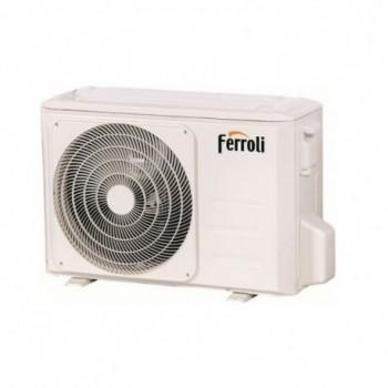FERROLI DIAMANT S 12 2CO9A21F UNITA' ESTERNA POMPA CALORE INVERTER SF 5,40KW/PC4,20 KW R32 2CO9A21F - Condizionatori autonomi