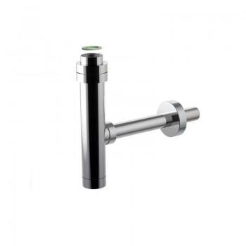 Sifone MINIM-ALL linea minimale per lavabo 0590OT25K7 - Sifoni in ottone