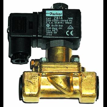 "Elettrovalvola per acqua Mod. 7322 PARKER NA Ø 3/4"" senza bobina 00000503472 - Elettrovalvole"