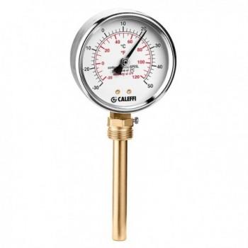 """687 Termometro per raffrescamento, attacco radiale 1/2"""" L.100 mm 687110 - Sicurezza/Vasi/Centrale termica"""