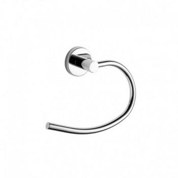 Gedy G. Felce portasalviette ad anello in acciaio inox misure art. 19,3x5,5x15,2 0000FE701300100 - Accessori