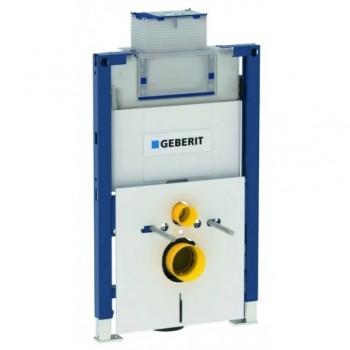 Geberit DUOFIX modulo per WC sospeso 82 cm con cassetta di risciacquo da incasso Omega 12 cm 111.016.00.1 - Cassette di risci...