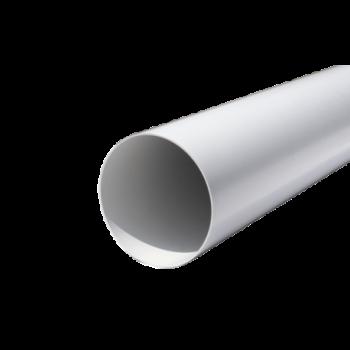 """TUBO CILINDRICO PER PROLUNGA """"TT125"""" L.1500 (D.125 L1500) 11161370B - Diffusione dell'aria"""