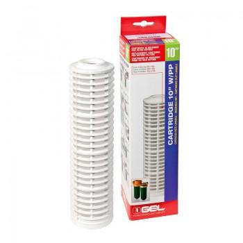 """Cartuccia a Rete Lavabile Gel 10"""" 90µm per Depura 1000 10301060 - Filtri per acqua"""