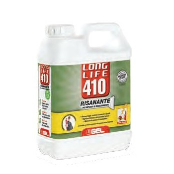 LONG LIFE 410 RISANANTE 1lt - PULISCI DA FANGHI E RESIDUI DI CORROSIONE 11316611 - Additivi / Solventi/Vernici