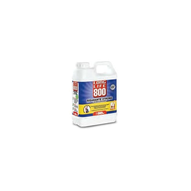 LONG LIFE 800 RISANANTE STRONG 5lt 11316571 - Additivi / Solventi/Vernici