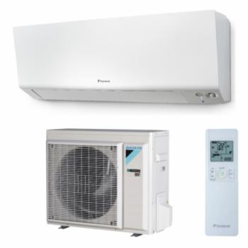 Climatizzatore Condizionatore Daikin parete 9000 btu Perfera Wall FTXM25R/RXM25R con wifi incluso FTXM25R+RXM25R - Condiziona...