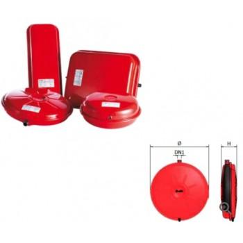 Vaso d'espansione Serie ERP 385/7 piatto 7lt 3bar 1121101 - Sicurezza/Vasi/Centrale termica