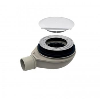 Sifone per piatto doccia ø90 CI30 con tappo 150.582.21.1 - Sifoni in plastica
