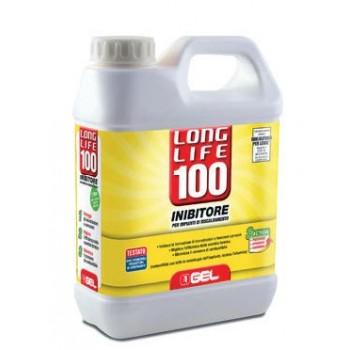 LONG LIFE 100 INIBITORE CORROSIONE 1lt - PROTEGGI DA INCROSTAZIONI E CORROSIONE 11316011 - Additivi / Solventi/Vernici