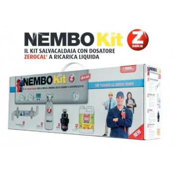 Kit salva caldaia completo 4 in 1 Nembo kit con Zerocal 10129990 - Sistemi per l'affinaggio dell'acqua