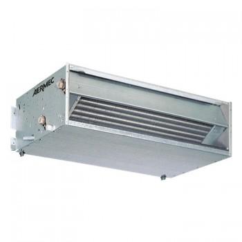 Aermec FCZ P Ventilconvettore per impianto 2 tubi da incasso, installazione orizzontale/verticale (batteria principale standa...