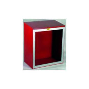 "CASSETTA PER GRUPPI MOTOPOMPA Verniciato2""-2""1/2 dim. 500 x 600 x 300 mm A0980 - Cassette antincendio"