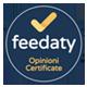 Recensioni verificate - Feedaty
