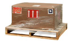 Imballo protettivo per prodotti fragili e delicati