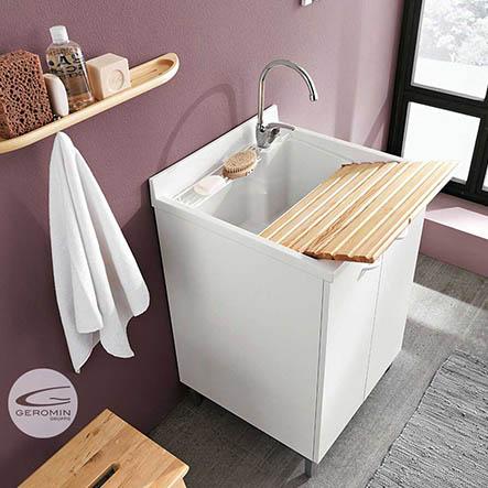 Lavatoio Prima: risparmio e qualità