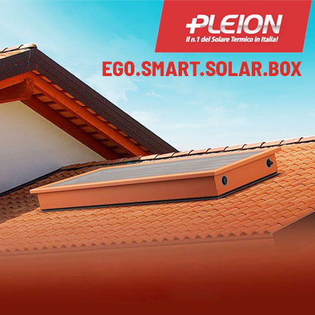 Pleion - EGO Smart Solar Box