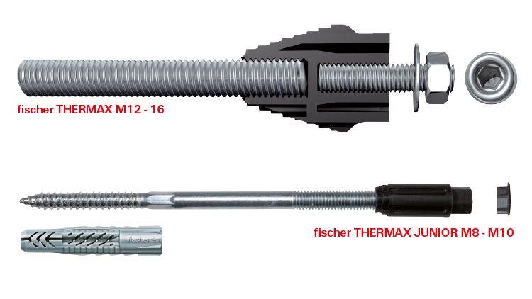 fischer Thermax è la barriera termica