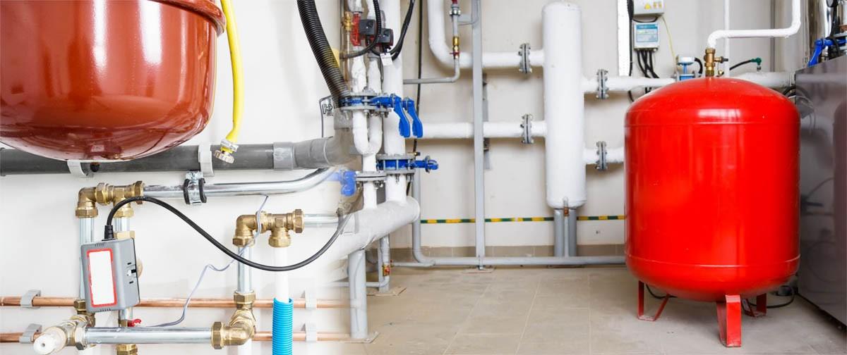 Autoclavi a membrana per acqua sanitaria