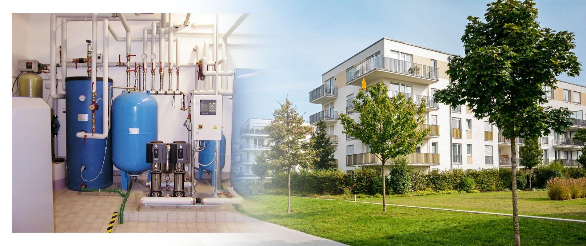 Come sono ripartite le spese per una riparazione della caldaia condominiale?