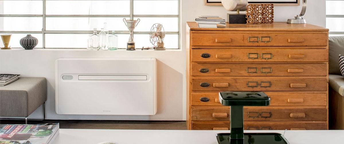 Il climatizzatore senza unità esterna