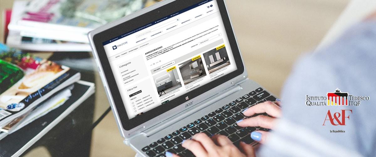 Idrastore.it tra i 500 migliori E-Commerce d'Italia 2020/2021